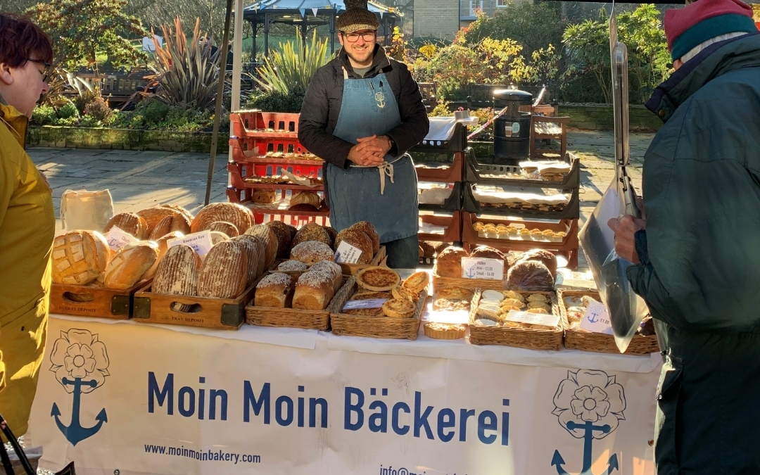 Real Food Market Brings Businesses to a New Audience