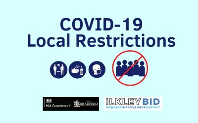 Local restrictions: what you can and cannot do if you live, work or travel in Bradford district