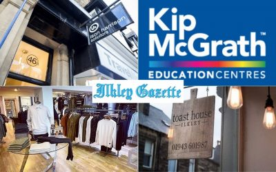 Ilkley Gazette Business Spotlights