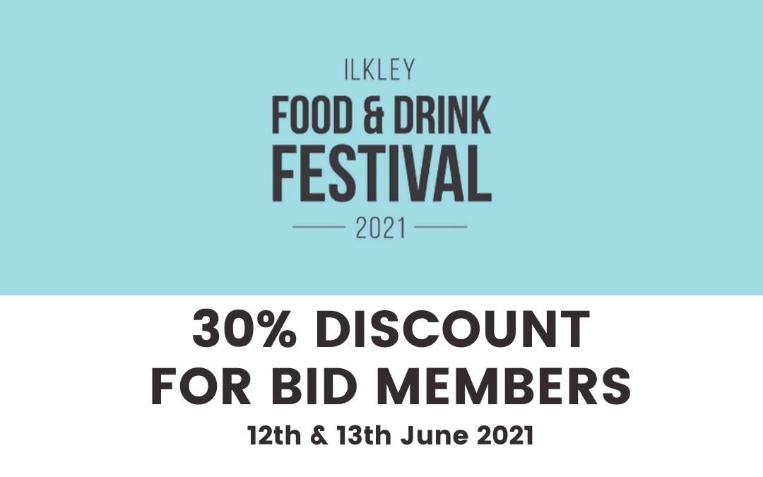 Ilkley food festival