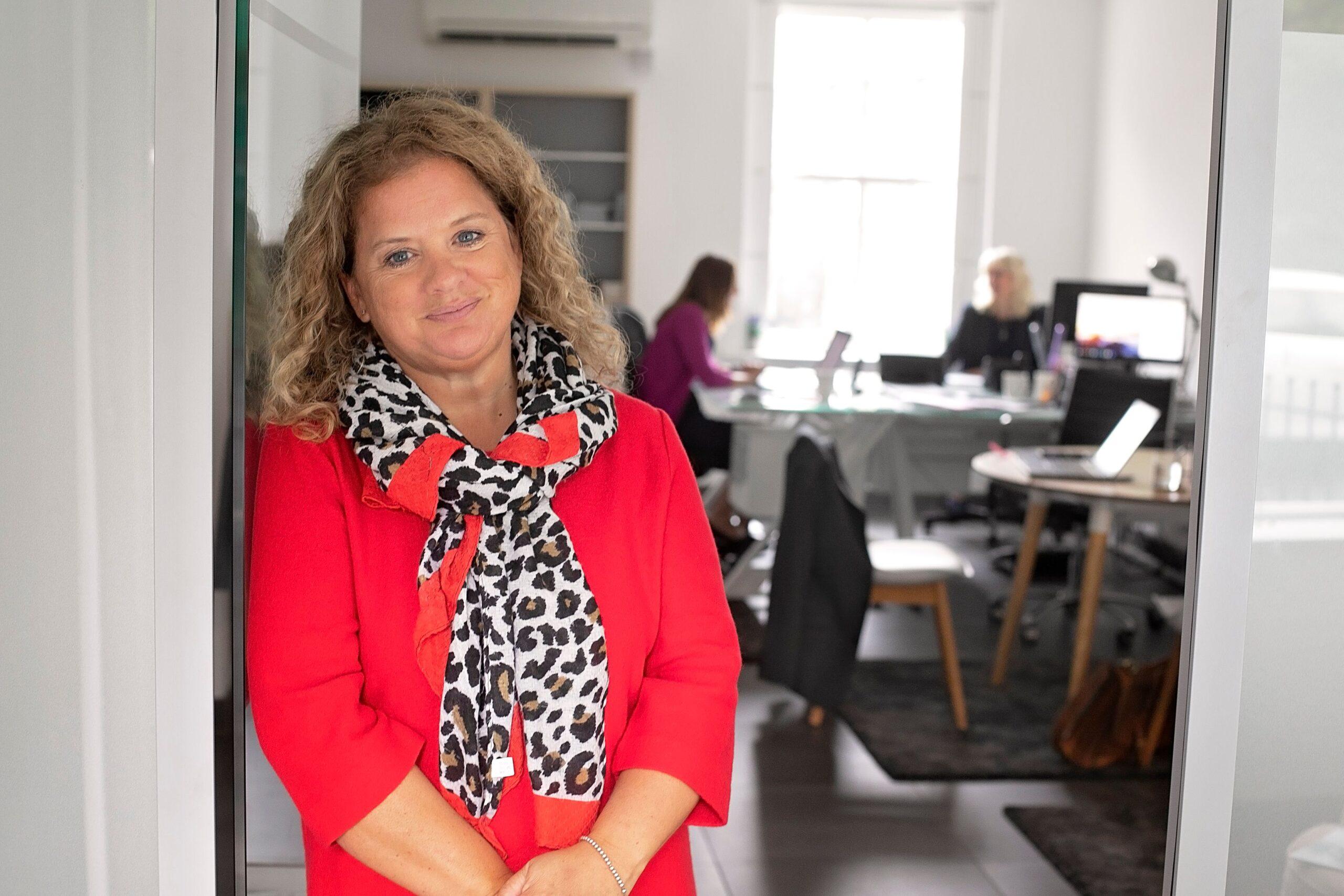 Sarah Siddons of Sarah Siddons Financial Services