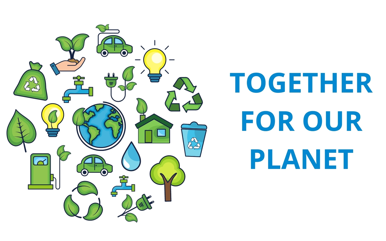 Ilkley 2030 and beyond – Together for our Planet – Race to Zero