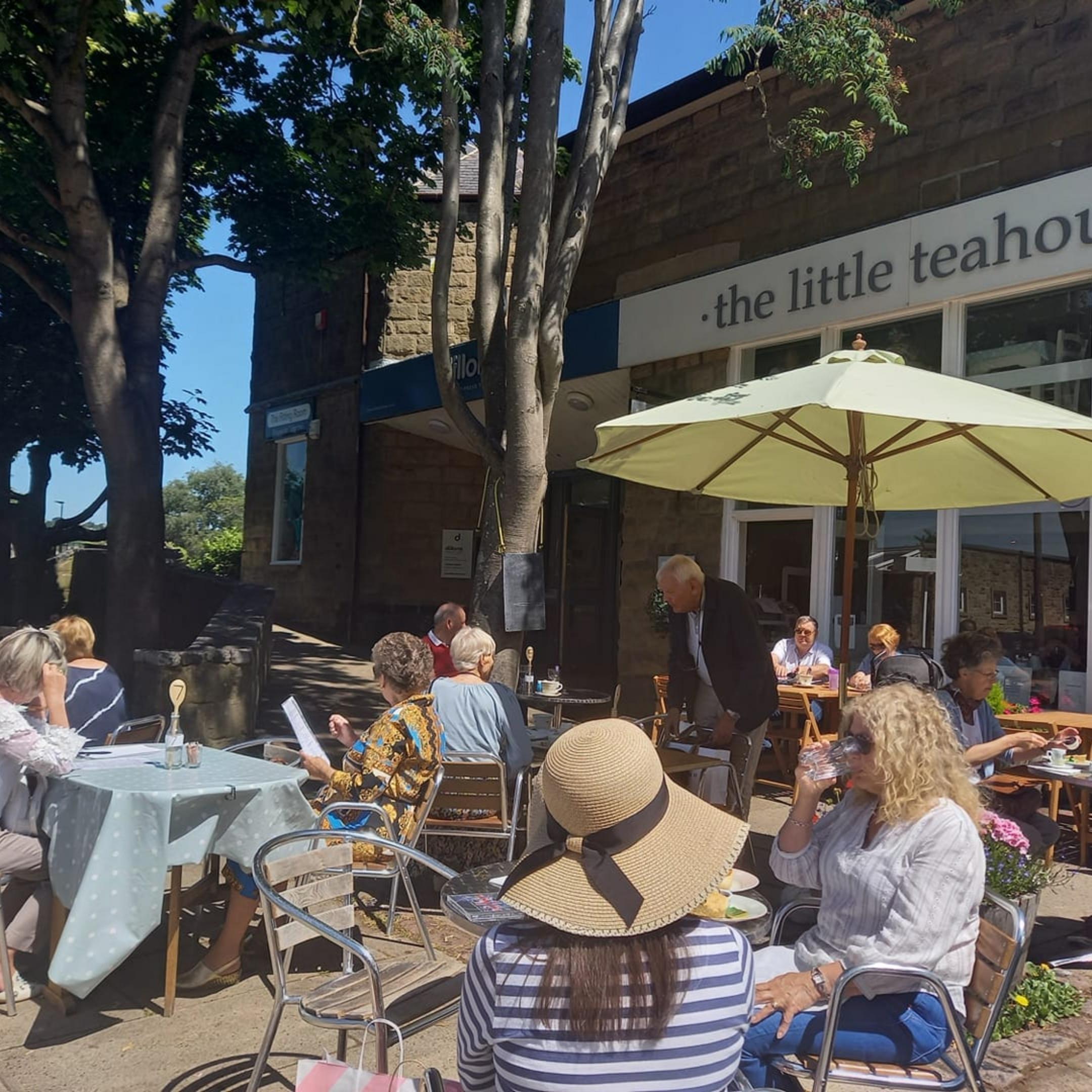 The Little Teahouse